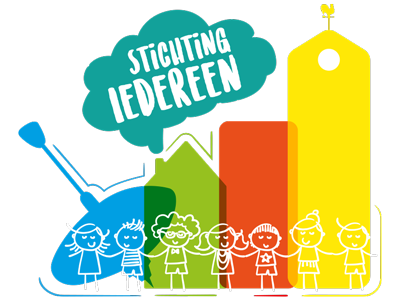 Stichting Ieder-één Logo
